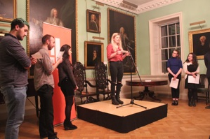 Poet in the City Producers at the Foundling Museum